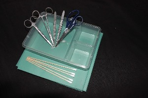 EYE SUTURE PACK - image 1